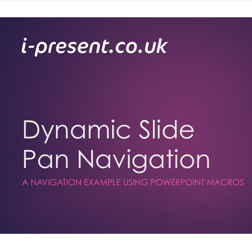 Free Dynamic Navigation Example