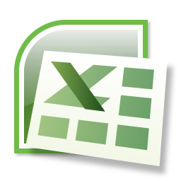 Excel 2007 logo (c) Microsoft Corporation
