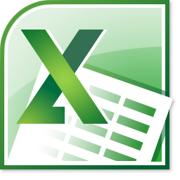 Excel 2010 logo (c) Microsoft Corporation
