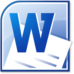Word 2010 logo (c) Microsoft Corporation