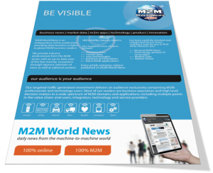 M2M World News Flyer