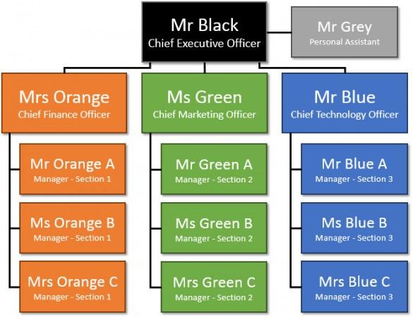 Org Chart 9