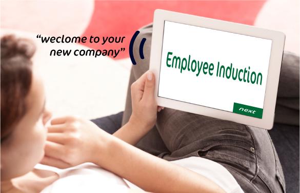 youpresent.co.uk - employee induction tablet