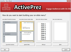 youpresent.co.uk - ActivePrez 2.0 Wizard