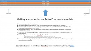 ActivePrez Template Slide