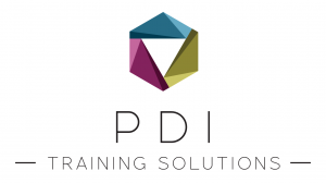 PDI logo and strapline