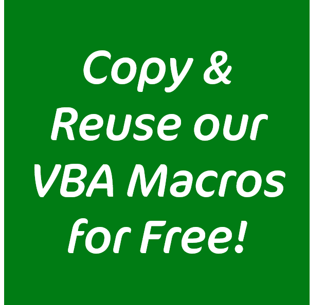 Copy a VBA Macro to PowerPoint (PC or Mac)