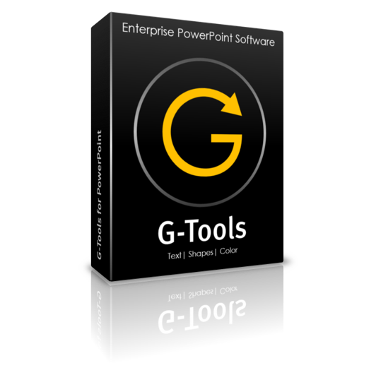 Powerful content authoring tools for PowerPoint : G-Tools