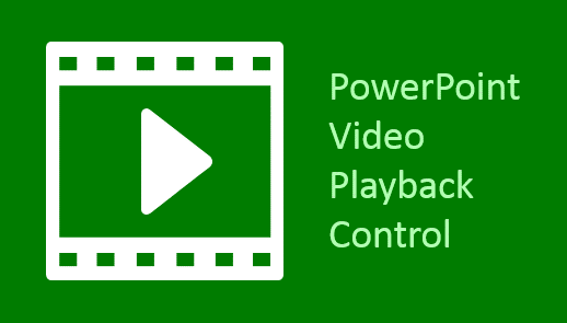 Restoring Video Playback in PowerPoint