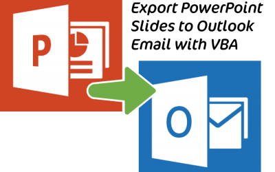 Exporting PowerPoint Slides to Outlook Email