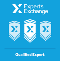 Experts Exchange Qualified #PowerPoint and #VBA Master
