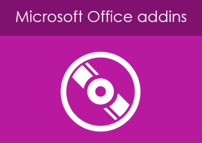 Microsoft Office Addins