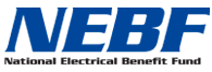 National Electrical Benefit Fund Logo