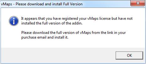 vMaps for PowerPoint - Error Full Version