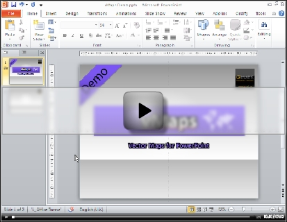 vMaps for PowerPoint - demo thumb