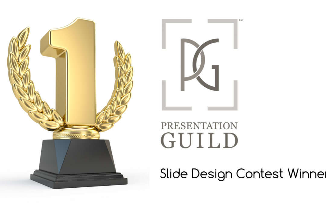 YOUpresent wins first-ever Presentation Guild slide design competition