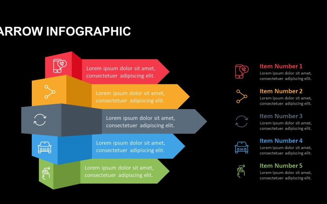 New G-Tools feature for creating Infographics in PowerPoint