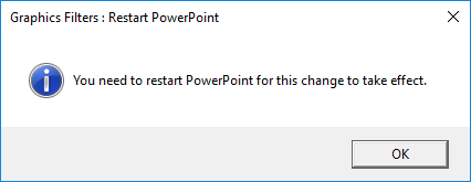 Graphics Filters restart