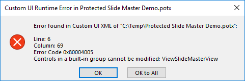 CustomUI group edit error