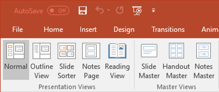 Protect a PowerPoint Template from User Editing
