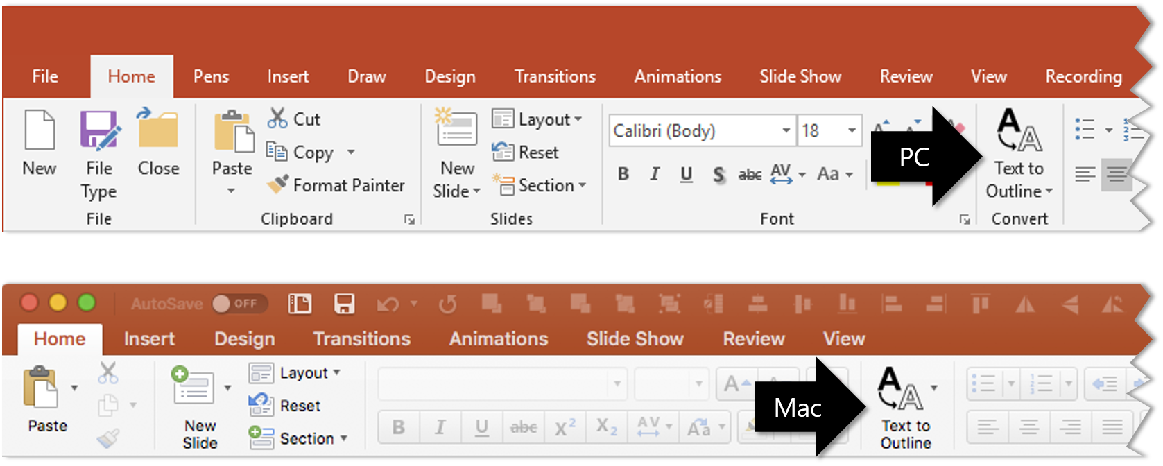 Free Text-to-Outline PowerPoint add-in | YOUpresent