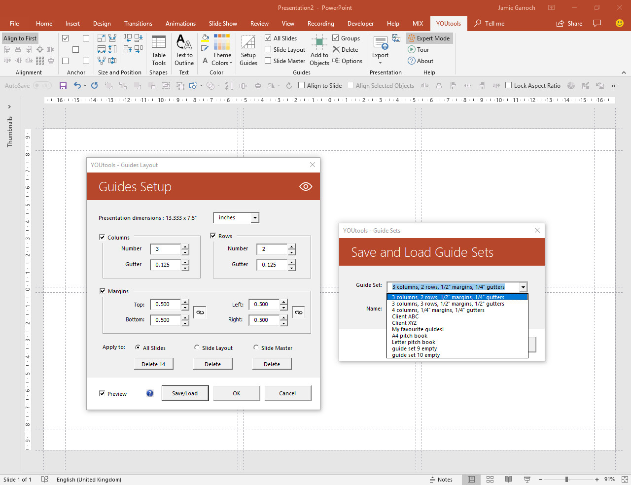 YOUtools for PowerPoint | YOUpresent