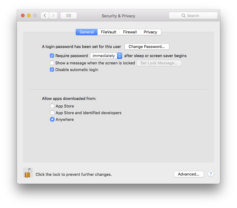 OSX Gatekeeper third option